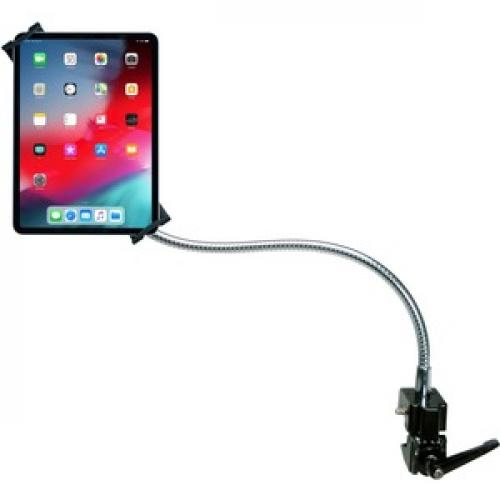 CTA Digital Clamp Mount For Tablet, IPad, IPad Pro Front/500