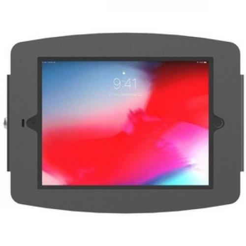 Compulocks Space Wall Mount For IPad Pro   Black Front/500
