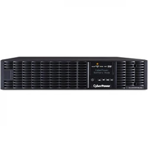 CyberPower UPS Systems OL2200RTXL2UN Smart App Online    Capacity: 2200 VA / 1800 W Front/500