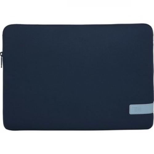 "Case Logic Reflect REFPC 116 DARK BLUE Carrying Case (Sleeve) For 16"" Notebook   Dark Blue Front/500"