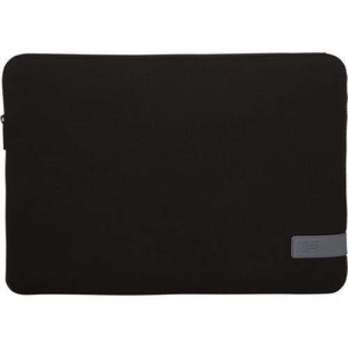 """Case Logic Reflect Carrying Case (Sleeve) For 15.6"""" Notebook   Black Front/500"""