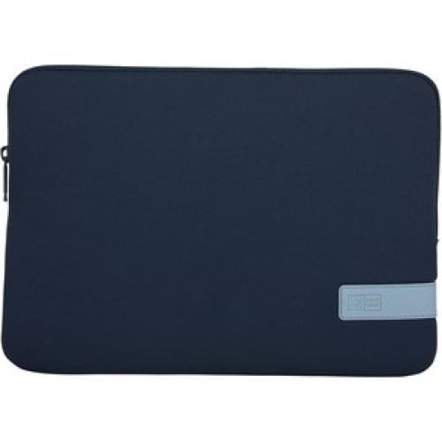"Case Logic Reflect REFMB 113 DARK BLUE Carrying Case (Sleeve) For 13"" Apple MacBook Pro   Dark Blue Front/500"