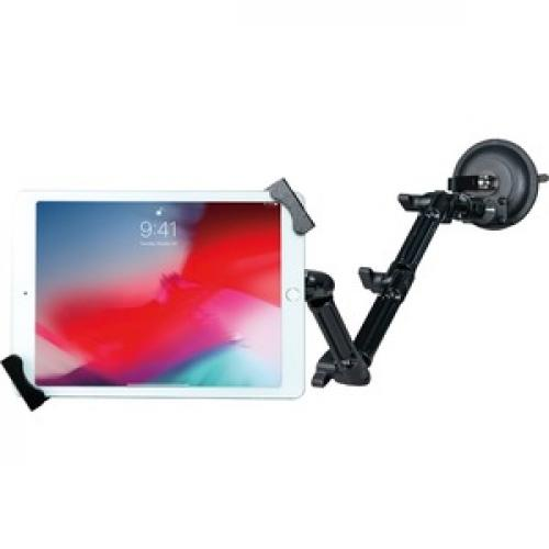 CTA Digital Wall Mount For Tablet, IPad Pro, IPad Mini, IPad Air Front/500