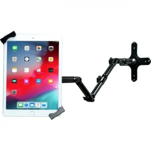 CTA Digital Wall Mount For Tablet, IPad Pro, IPad Mini Front/500