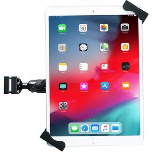 CTA Digital Vehicle Mount For Tablet, IPad Mini, IPad Air, IPad Pro Front/500