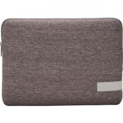 """Case Logic Reflect REFPC 113 GRAPHITE Carrying Case (Sleeve) For 13.3"""" Notebook   Gray Front/500"""