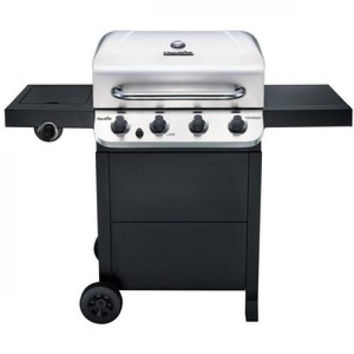 Char Broil Performance Series 4 Burner Gas Grill Front/500
