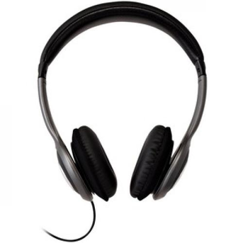 V7 Deluxe Stereo Headphones With Volume Control Front/500