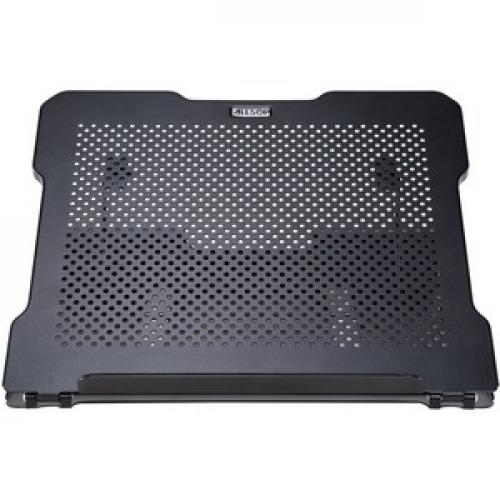 Allsop 32147 Metal Art Adjustable Laptop Stand Front/500