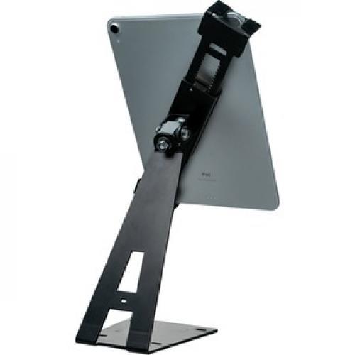 CTA Digital Angle Adjustable Locking Desktop Stand For 7 14 Inch Tablets Front/500