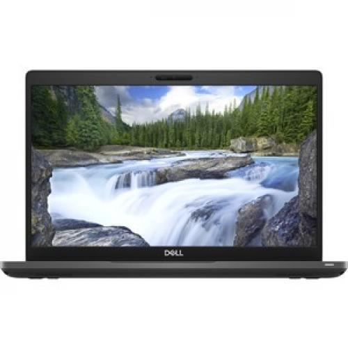 """Dell Latitude 5000 5401 14"""" Notebook   1920 X 1080   Intel Core I5 9th Gen I5 9400H Quad Core (4 Core) 2.50 GHz   8 GB RAM   256 GB SSD Front/500"""