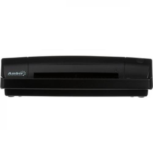 Ambir ImageScan Pro DS687 Card Scanner Front/500