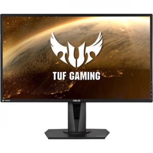 "TUF Gaming VG27AQ 27"" WQHD LED Gaming LCD Monitor   16:9   Black Front/500"