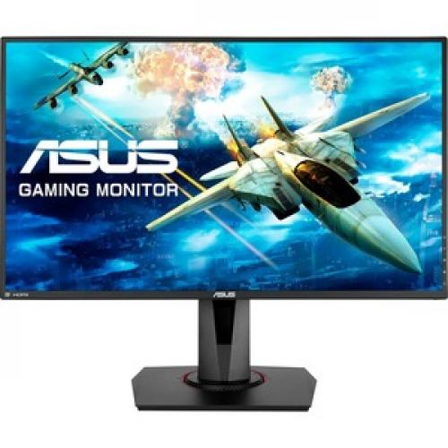 "Asus VG278QR 27"" Full HD LED Gaming LCD Monitor   16:9   Black Front/500"