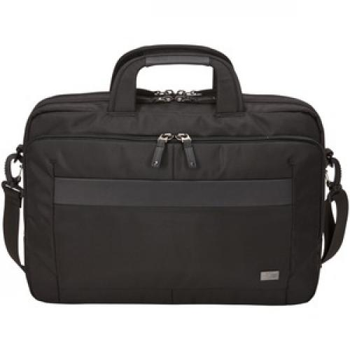"Case Logic Notion Carrying Case For 15.6"" Notebook   Black Front/500"