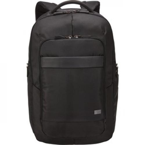 """Case Logic Notion Carrying Case (Backpack) For 17"""" To 17.3"""" Notebook   Black Front/500"""
