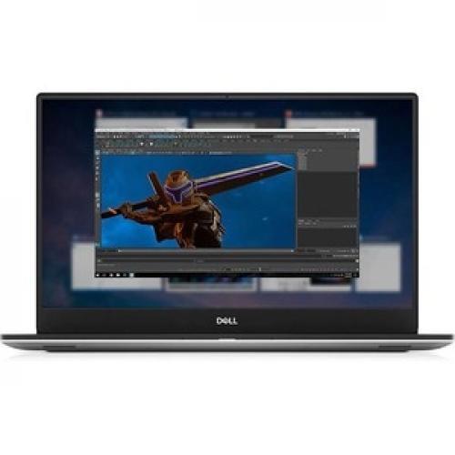 """Dell Precision 5000 5540 15.6"""" Mobile Workstation   1920 X 1080   Intel Core I7 (9th Gen) I7 9850H Hexa Core (6 Core) 2.60 GHz   16 GB RAM   512 GB SSD   Titan Gray Front/500"""