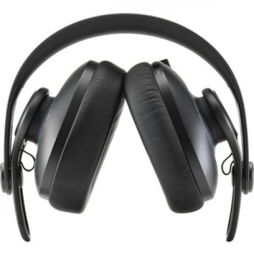 AKG K361 BT Over Ear, Closed Back, Foldable Studio Headphones With Bluetooth Front/500