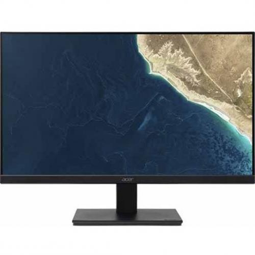 "Acer V227Q A 21.5"" Full HD LED LCD Monitor   16:9   Black Front/500"