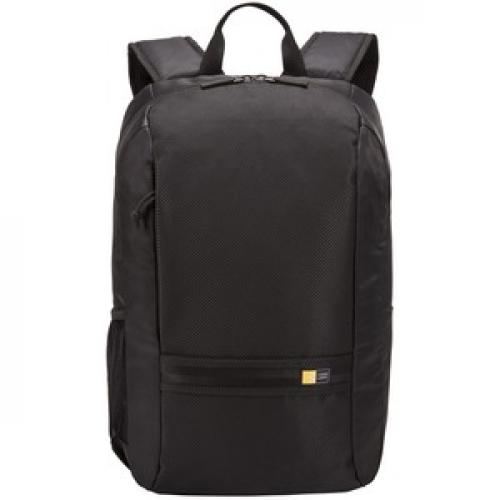 "Case Logic Carrying Case (Backpack) For 15.6"" Notebook   Black Front/500"