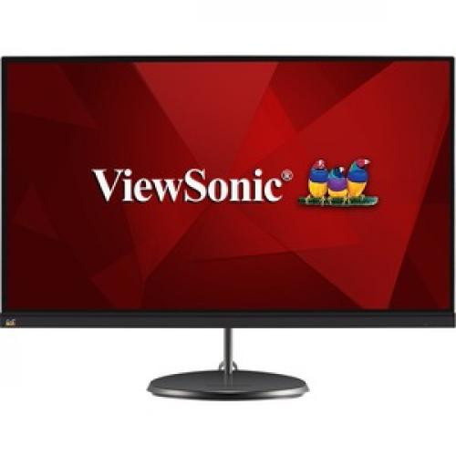 "Viewsonic VX2485 MHU 23.8"" Full HD LED LCD Monitor   16:9 Front/500"