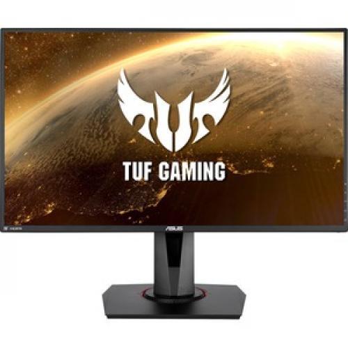 """Asus Gaming VG279QM 27"""" Full HD WLED Gaming LCD Monitor   16:9   Black Front/500"""