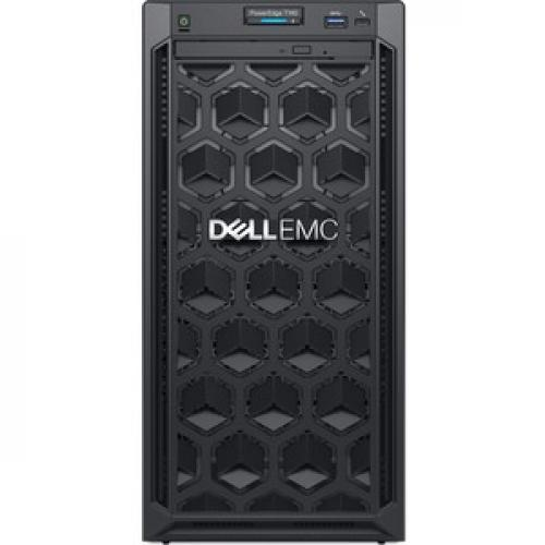 Dell EMC PowerEdge T140 Tower Server   1 X Xeon E 2224   8 GB RAM   1 TB (1 X 1 TB) HDD   Serial ATA Controller Front/500