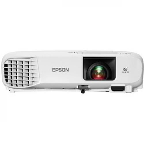 Epson PowerLite E20 LCD Projector   4:3   White Front/500