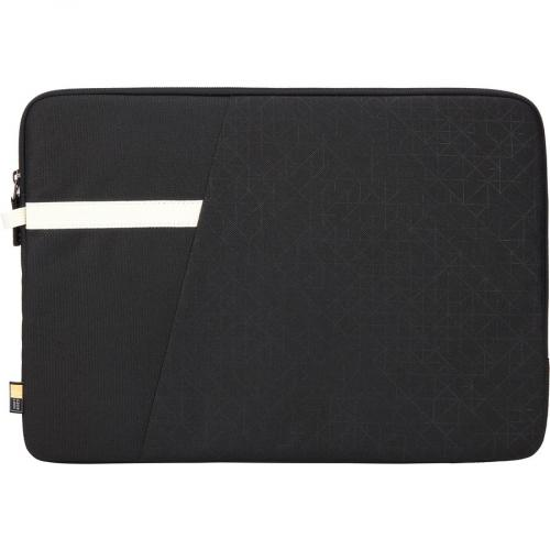 Case Logic Ibira Carrying Case (Backpack) Notebook   Black Front/500