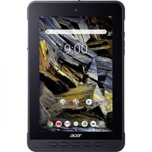 """Acer ENDURO T1 ET108 11A ET108 11A 80PZ Tablet   8"""" WXGA   4 GB RAM   64 GB Storage   Android 9.0 Pie Front/500"""