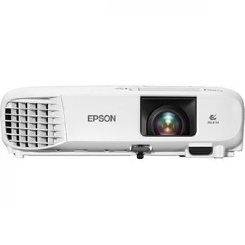 Epson PowerLite 118 LCD Projector   4:3 Front/500