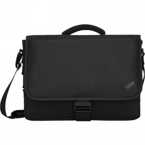 "Lenovo Carrying Case (Messenger) For 15.6"" Notebook   Black Front/500"
