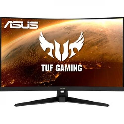 """TUF VG328H1B 31.5"""" Full HD Curved Screen Gaming LCD Monitor   16:9 Front/500"""
