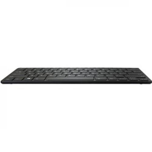 Adesso Bluetooth Wireless SlimTouch Mini Keyboard Front/500