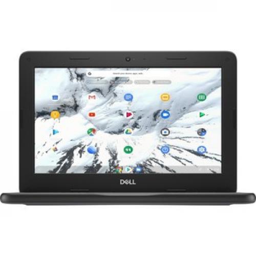 "Dell Chromebook 11 3000 3100 11.6"" Touchscreen 2 In 1 Chromebook   HD   1366 X 768   Intel Celeron N4020 Dual Core (2 Core)   4 GB RAM   32 GB Flash Memory Front/500"