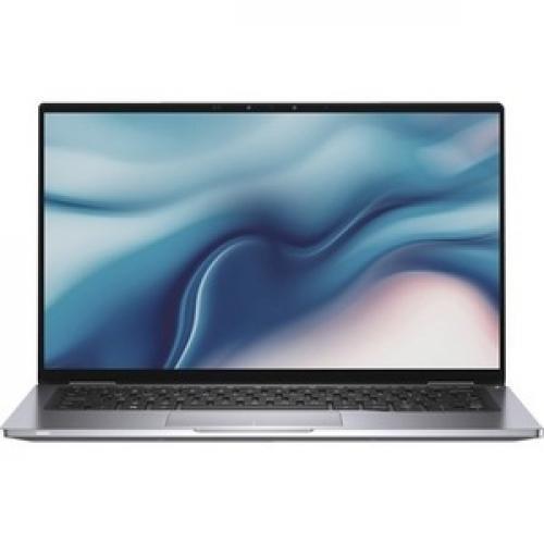 """Dell Latitude 9000 9410 14"""" Touchscreen 2 In 1 Notebook   1920 X 1280   Intel Core I5 (10th Gen) I5 10210U Quad Core (4 Core) 1.60 GHz   8 GB RAM   256 GB SSD   Anodized Titan Gray Front/500"""
