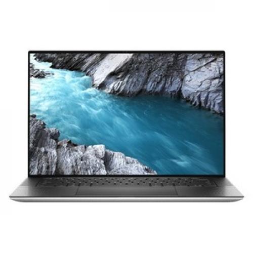 """Dell XPS 15 9500 15.6"""" Notebook   Full HD Plus   1920 X 1200   Intel Core I7 (10th Gen) I7 10750H Hexa Core (6 Core)   16 GB RAM   512 GB SSD   Platinum Silver, Carbon Fiber Black Front/500"""