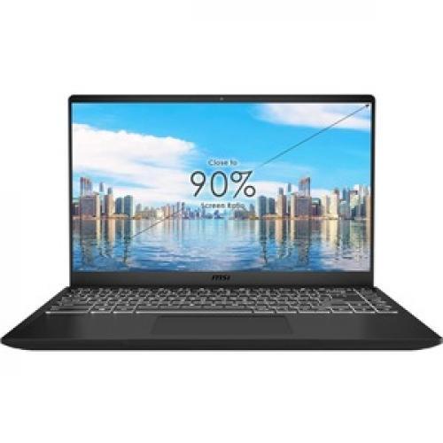 "MSI Modern 14   B10R Modern 14 B10RASW 079 14"" Gaming Notebook   Full HD   1920 X 1080   Intel Core I5 (10th Gen) I5 10210U 1.60 GHz   8 GB RAM   512 GB SSD   Onyx Black Front/500"
