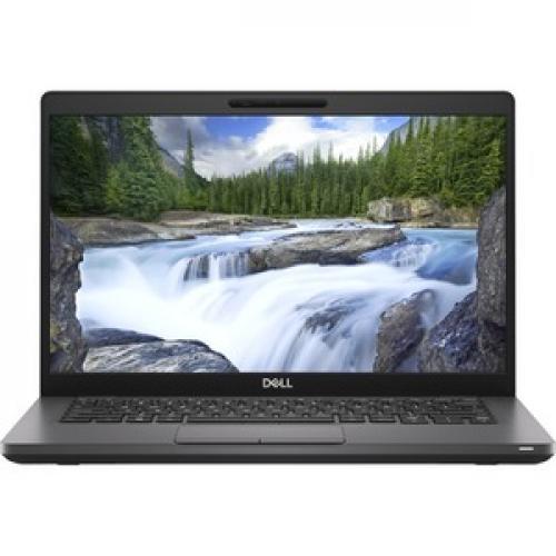 "Dell Latitude 5000 5400 14"" Chromebook   HD   1366 X 768   Intel Celeron (8th Gen) 4305U Dual Core (2 Core)   4 GB RAM   128 GB SSD   Carbon Fiber Front/500"