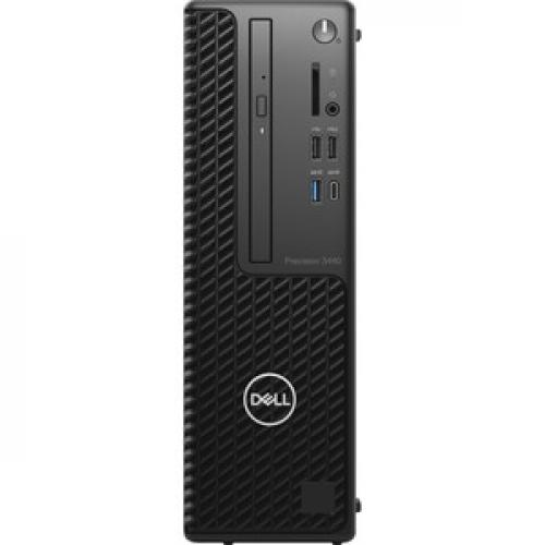 Dell Precision 3000 3440 Workstation   Intel Core I5 Hexa Core (6 Core) I5 10500 10th Gen 3.10 GHz   16 GB DDR4 SDRAM RAM   1 TB HDD   Small Form Factor Front/500