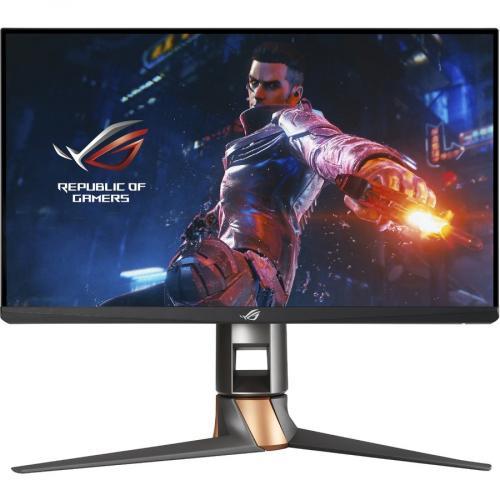 """Asus ROG Swift PG259QN 24.5"""" Full HD Gaming LCD Monitor   16:9 Front/500"""