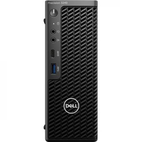 Dell Precision 3000 3240 Workstation   Core I7 I7 10700   16 GB RAM   512 GB SSD Front/500