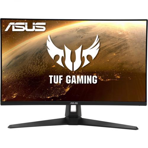 "TUF VG279Q1A 27"" Full HD LED Gaming LCD Monitor   16:9   Black Front/500"