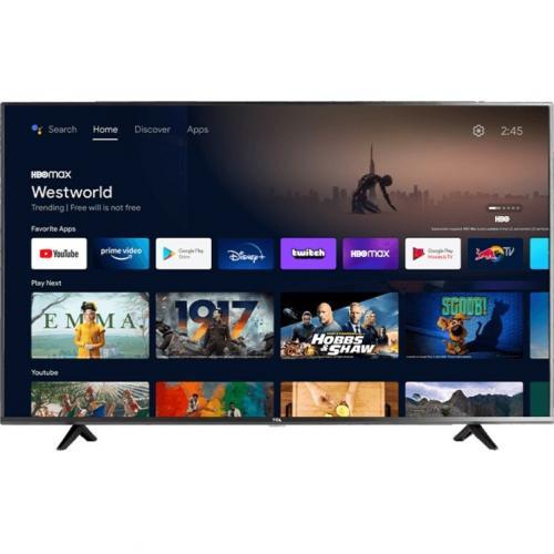 "TCL 4 43S434 42.5"" Smart LED LCD TV   4K UHDTV Front/500"