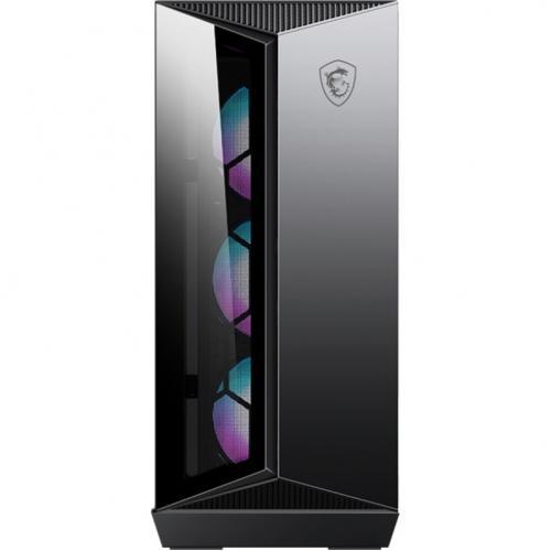 "MSI Aegis RS 10TD 213US Gaming Desktop Computer   Intel Core I7 10th Gen I7 10700K Octa Core (8 Core) 3.80 GHz   16 GB RAM DDR4 SDRAM   2 TB HDD   1 TB 2.5"" Serial ATA SSD Front/500"