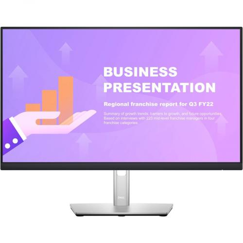 """Dell P2422HE 23.8"""" Full HD WLED LCD Monitor   16:9 Front/500"""