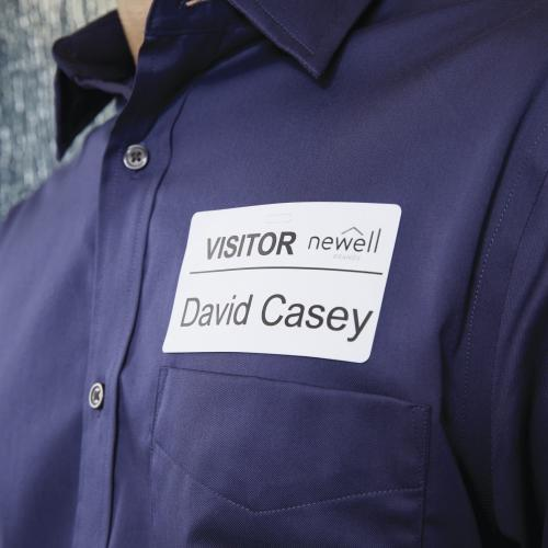 Dymo LabelWriter Adhesive Name Badges Hero-Shot/500