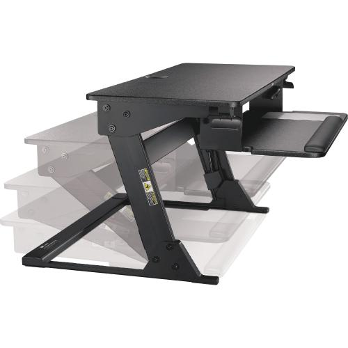 3M Precision Standing Desk Hero-Shot/500