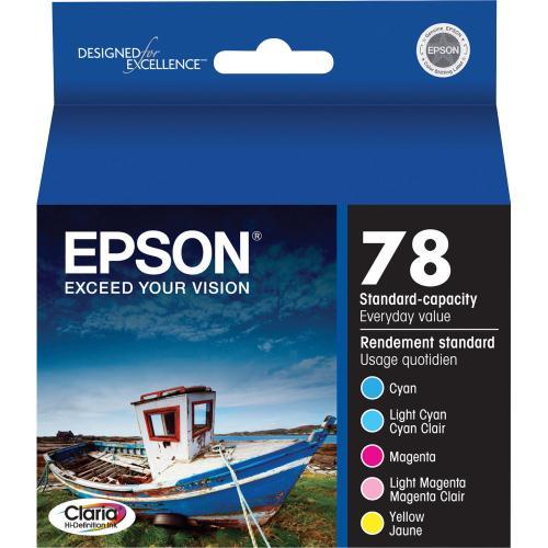 Epson Claria Original Ink Cartridge In-Package/500