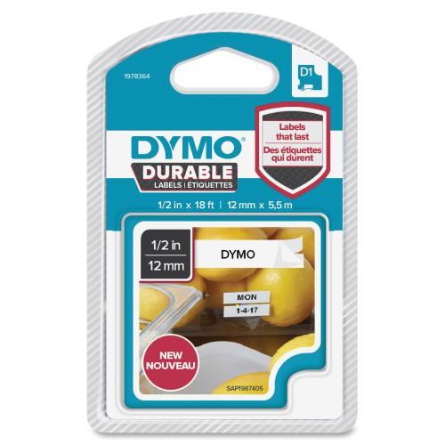 Dymo D1 Durable Labels In-Package/500